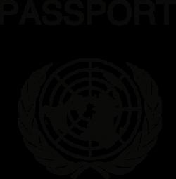 Symbol clipart passport