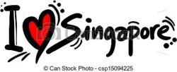 Symbol clipart singapore