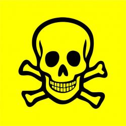 Toxic clipart poison