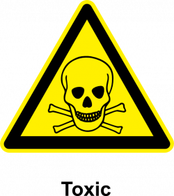 Toxic clipart environmental hazard