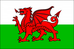 Wales clipart welsh