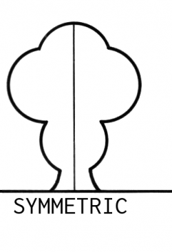 Symmetry clipart symmetrical