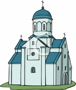 Synagogue clipart cathedral
