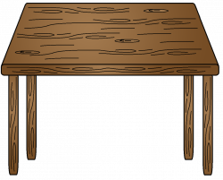 Desk clipart transparent