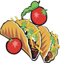 Tortilla clipart walking taco