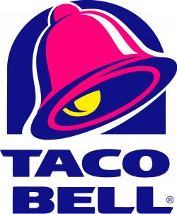 Tortilla clipart taco bell