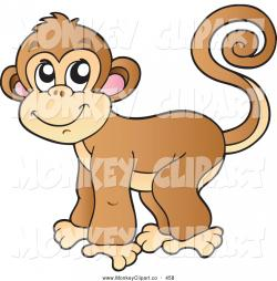 Year Of The Monkey clipart monkey tail