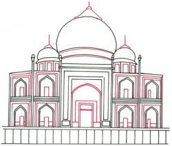 Dome clipart arch