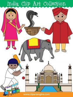 Taj Mahal clipart elephant