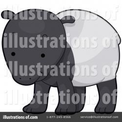 Tapir clipart Elephant Clipart