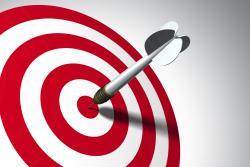 Target clipart performance target