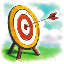 Target clipart purpose