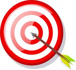 Target clipart shooting sport