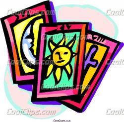 Tarotcards clipart