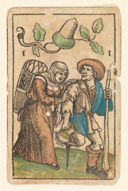 Tarot Cards clipart card game