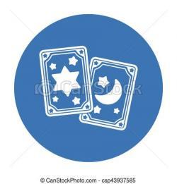 Tarot Cards clipart magic