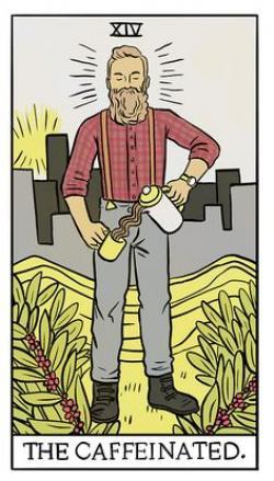 Tarot Cards clipart modern