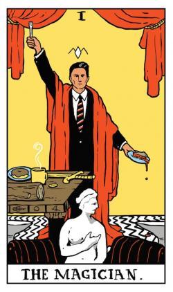 Tarot Cards clipart occult