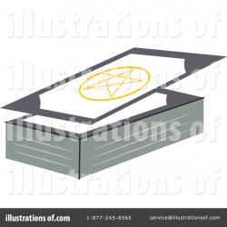 Tarot Cards clipart illustrated