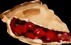 Pies clipart cherry pie