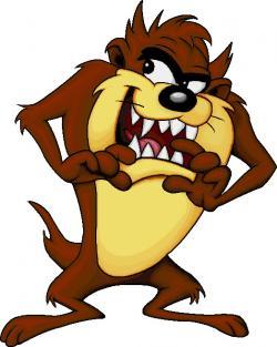 Devil clipart cartoon character