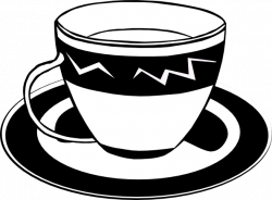 Saucer clipart cup plate