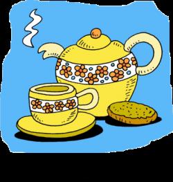 Biscuit clipart tea biscuit