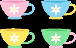 Cup clipart tasa