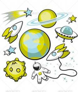 Cosmic clipart cartoon
