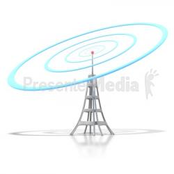 Towers clipart signal tower