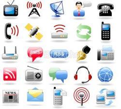 Laptop clipart mode communication
