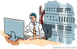 Technology clipart different job