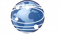 Technology clipart globe