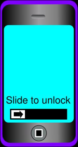 Ipod clipart green