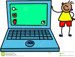 Apple Inc. clipart laptop kid