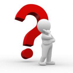 Question Mark clipart limitation