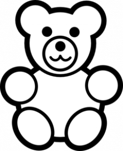 Teddy clipart