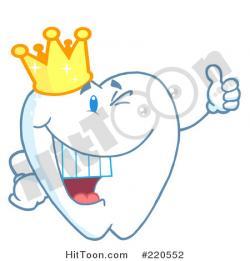 Teeth clipart thumbs up