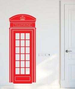 Telephone Booth clipart london