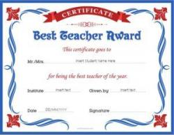 Templates  clipart academic award