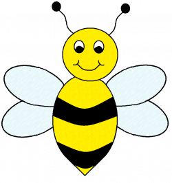 Wasp clipart buzzy bee