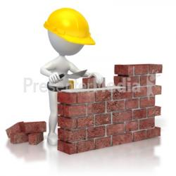 Bulding  clipart brick wall