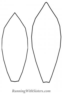 Petal clipart flower pattern