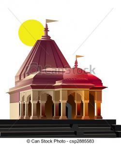 Dome clipart temple