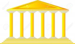 Temple clipart ancient athens