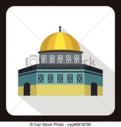 Temple clipart dome