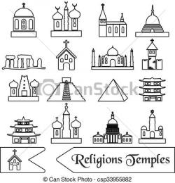 Temple clipart hindu religion