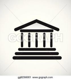 Columns clipart symbol