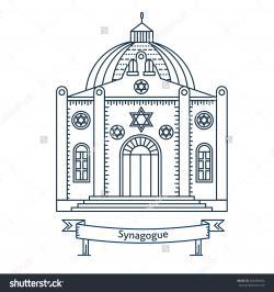 Synagogue clipart jerusalem temple