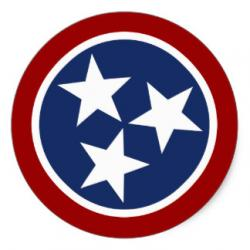 Tennessee clipart Tennessee Flag Clipart